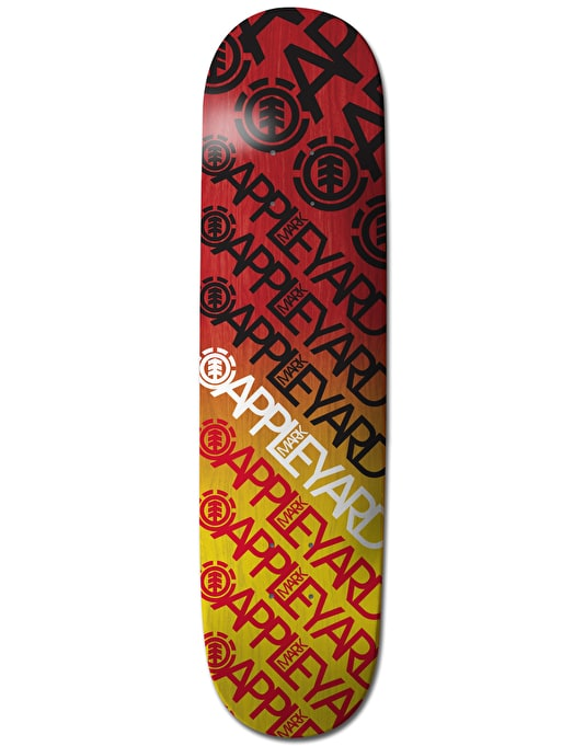 Element Appleyard Name Brand Featherlight Pro Deck - 8.125""