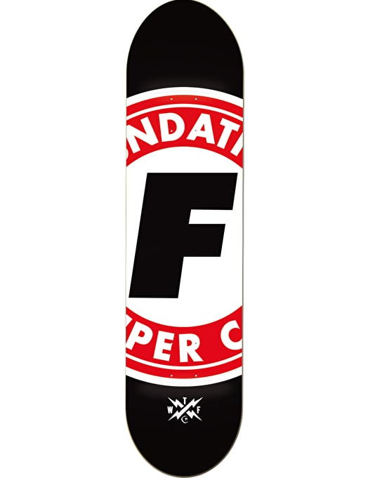 Foundation Super Co. Classic Team Deck - 8.375""