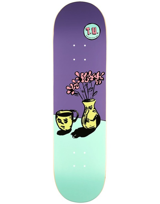 Transportation Unit Coffee Talk Team Deck - 8.25""
