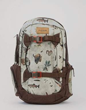 Dakine Mission 25L Backpack -Trophy