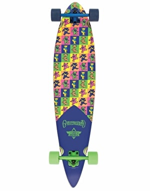 Dusters x Grateful Dead Bears Longboard - 42