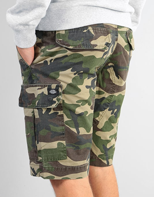 Dickies New York Shorts - Camouflage