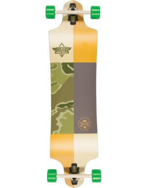 Dusters x Kryptonics Scout Drop Down Longboard - 38