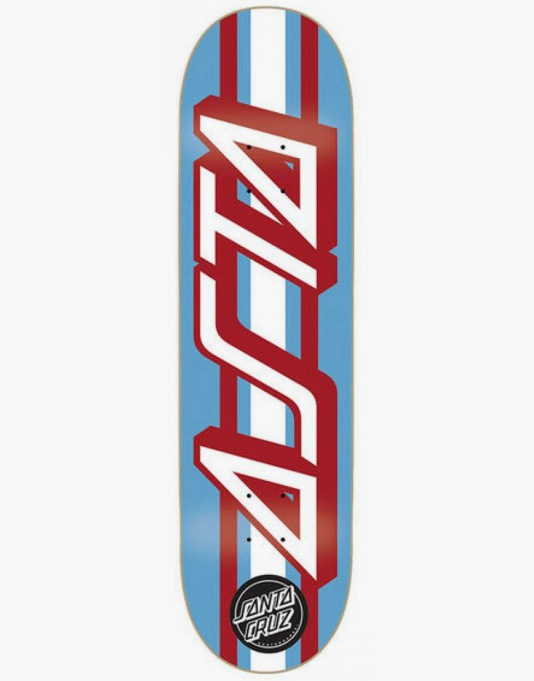 Santa Cruz Asta Strip Pro Deck - 8.26""