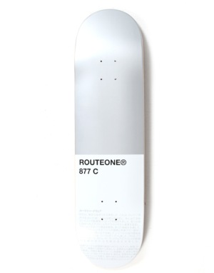 Route One Onetone Team Deck - 8.25