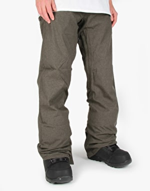 Volcom Freakin Snow Chino 2016 Snowboard Pants - Black