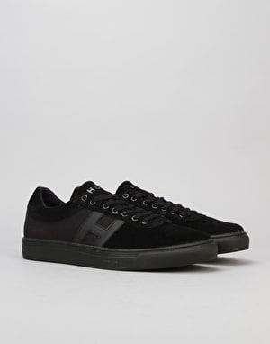 HUF Soto Skate Shoes - Black Mono