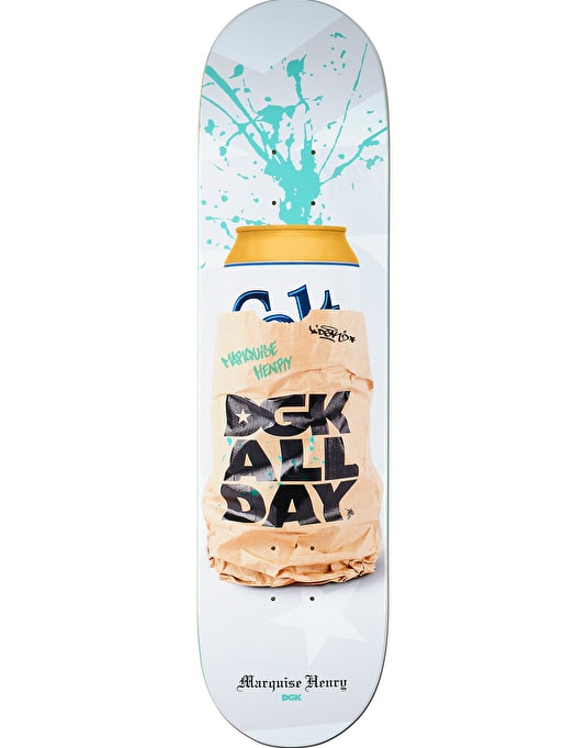 DGK Marquise Spray Can Pro Deck - 8""