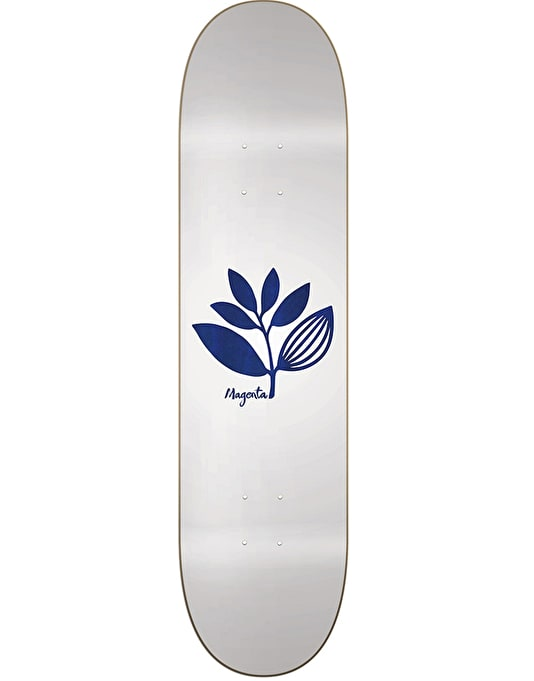 Magenta Wood Team Deck - 8""