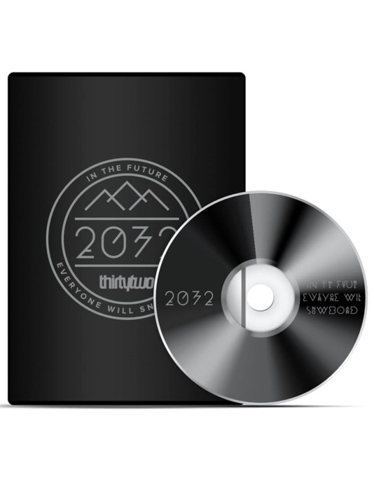 Thirty Two 2032 2016 Snowboard DVD