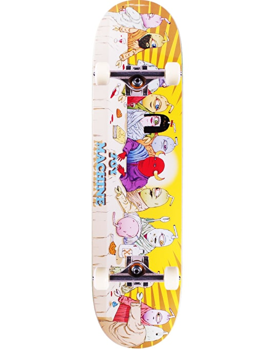 Toy Machine Last Supper Complete Skateboard - 7.75""