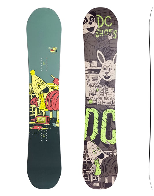 DC Ply 2016 Snowboard - 150