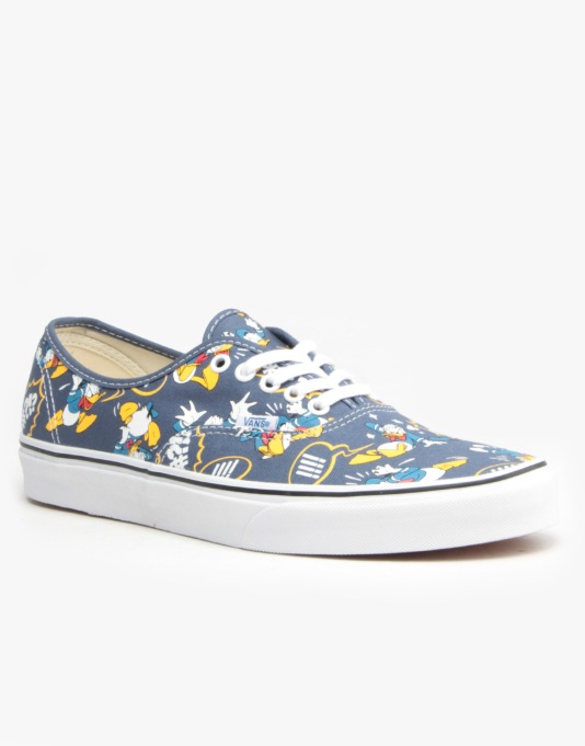 Vans Authentic - (Disney) Donald Duck/Navy