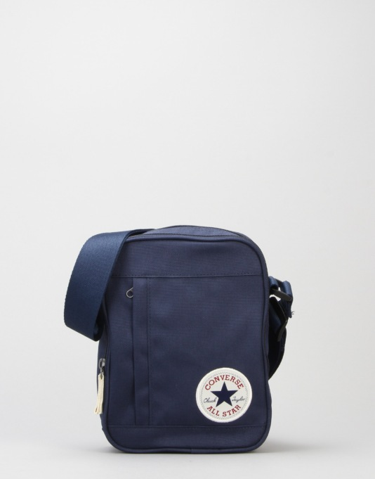 Converse Cross Body Bag - Converse Navy