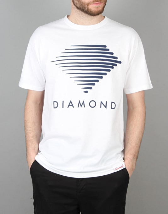 Diamond Supply Co. Westwind T-Shirt - White