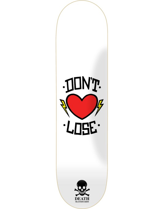 Death Don't Lose Heart Team Deck - 8""