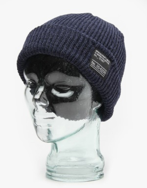 Spacecraft Dock Beanie - Navy