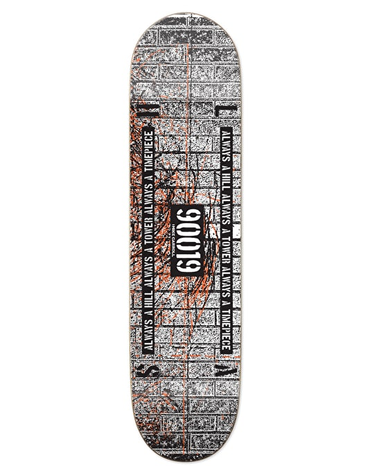 Girl x LA8 x The Art Dump Carroll LA High School Pro Deck - 8.125""