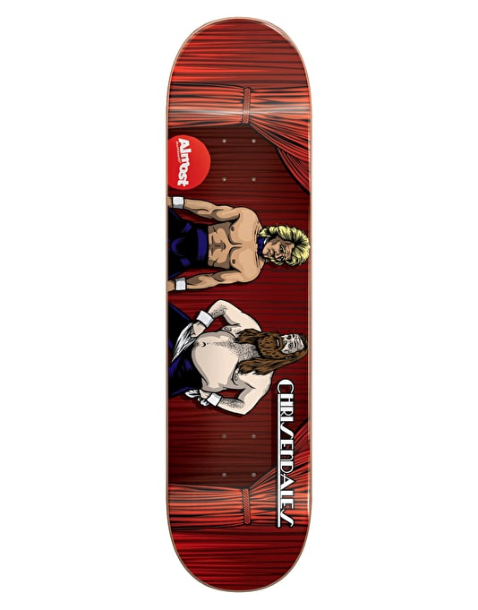 Almost Haslam Chrisendale Impact Light Pro Deck - 8.5""