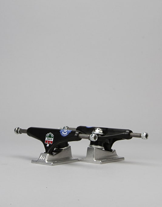 Royal Alvarez 5.0 Standard Pro Trucks - Black/Raw