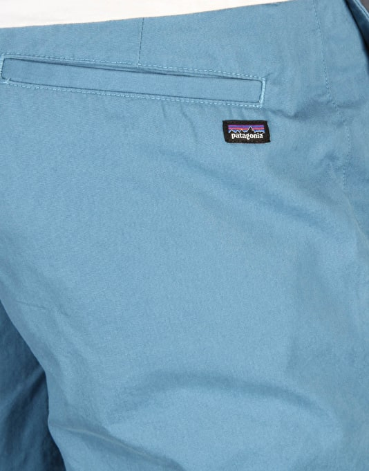 "Patagonia All Wear Shorts 10"" - Catalyst Blue"