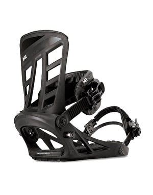 K2 Formula 2016 Snowboard Bindings - Black