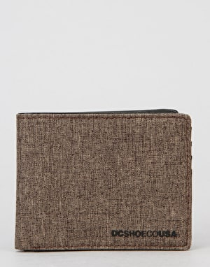 DC Freshjuice Wallet - Heather Grey