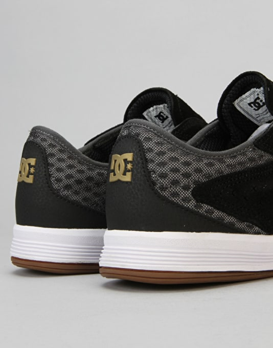 DC New Jack S Skate Shoes - Black