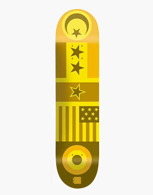 Chocolate Perez Flags Pro Deck - 8.25""