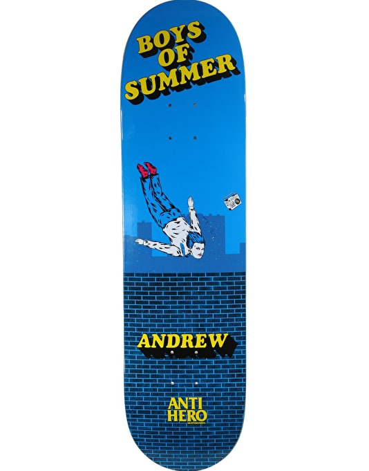 Anti Hero Allen Boys of Summer Pro Deck - 8.4""