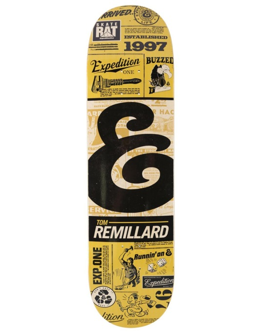 Expedition One Remillard Classifieds Pro Deck - 8.25""