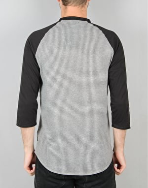 Adidas Aeroknit Raglan - Core Heather/Black