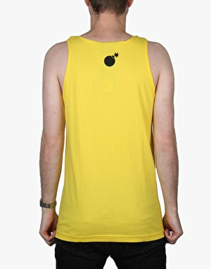 The Hundreds Thrifty Vest - Yellow