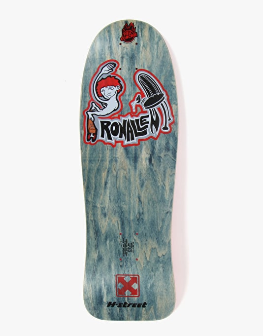 H-Street Ron Allen No Scratch Pro Deck - 10.1""