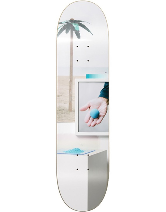 Isle x Michael James Fox Artist Series #2 Jensen Pro Deck - 8.375""