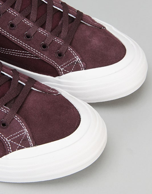 HUF Classic Lo Skate Shoes - Wine