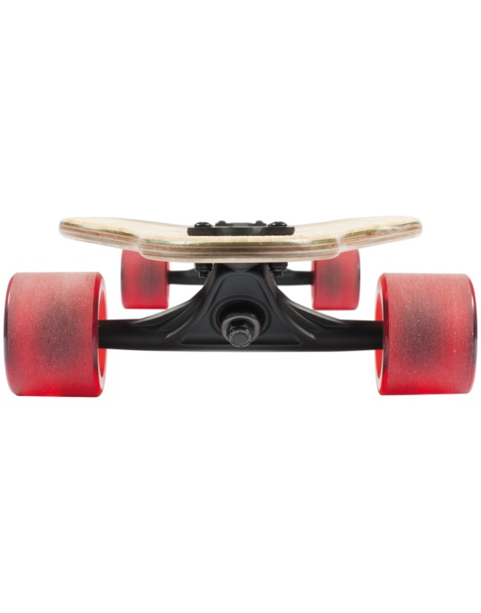 "Dusters Deep Drop Through Longboard - 42"" x 9.625"""