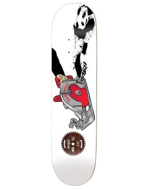 Enjoi Wallin Skill Saw Impact Plus Pro Deck - 8.25