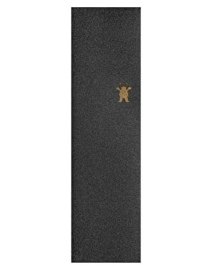 Grizzly x Benny Gold Stay Grizzly Grip Tape Sheet - Black