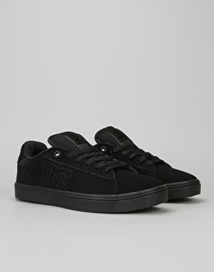 DC Notch Skate Shoes - Black 3