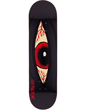 Toy Machine Sect Eye Bloodshot Skateboard Deck - 8