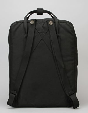 Fjällräven Re-Kånken Backpack - Black