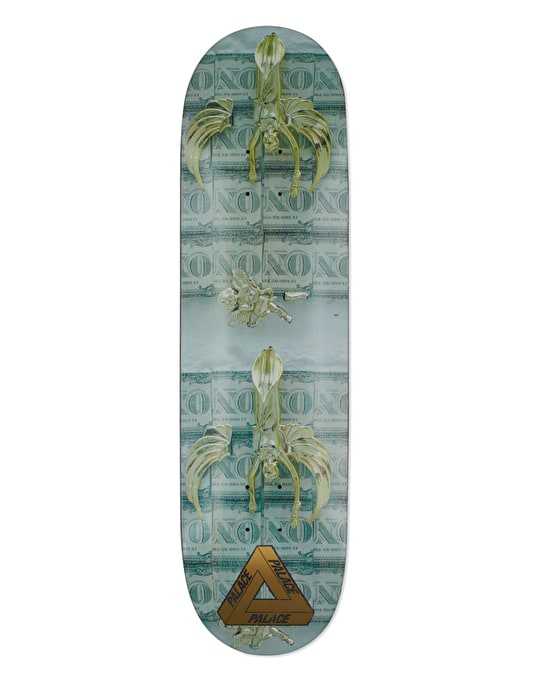 Palace Power No One Skateboard Deck - 8.3""