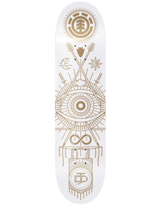 Element Julian Rituals Featherlight Pro Deck - 8.5""