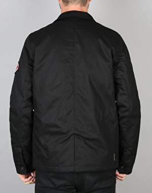 Element Westgate Chore Jacket - Flint Black
