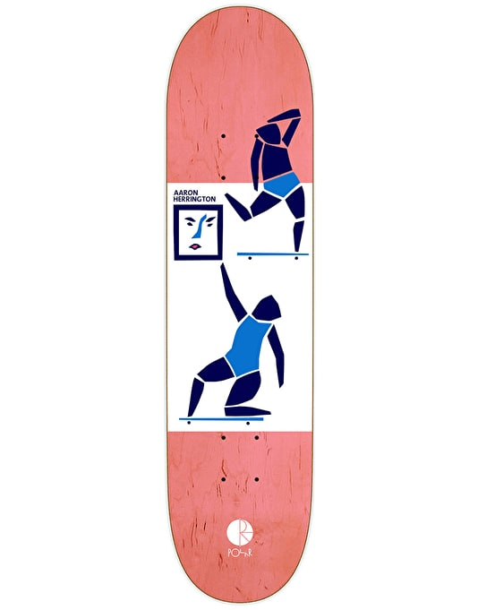Polar Herrington Two Figures One Painting Pro Deck - 8.25""