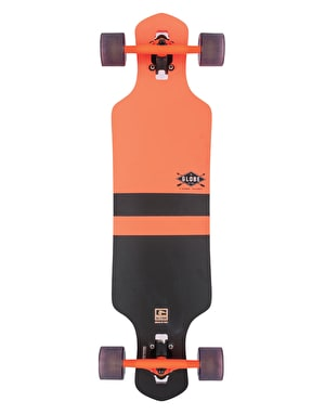 Globe Geminon Drop Through Longboard - 35