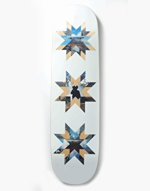 Quasi Crockett Quilt [One] Pro Deck - 8.125