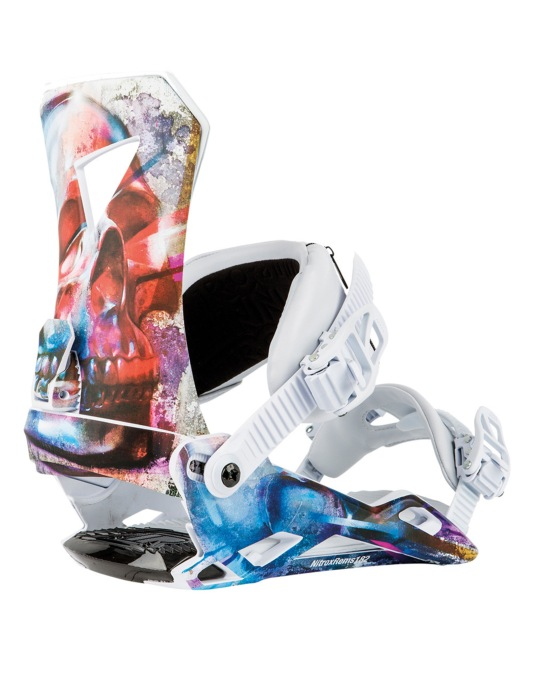 Nitro The Zero 2016 Snowboard Bindings - Rems182