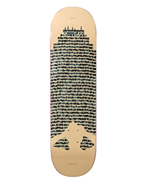 Quasi Johnson Human [Two] Pro Deck - 8.5